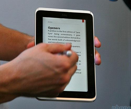 Tablet HTC Flyer có gì khủng? - 8