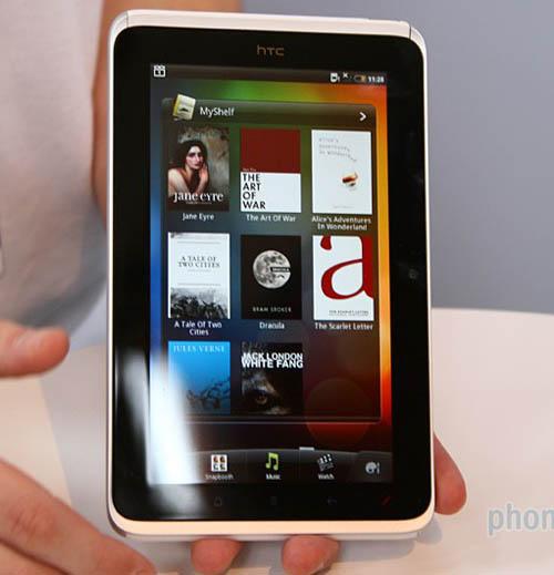 Tablet HTC Flyer có gì khủng? - 10