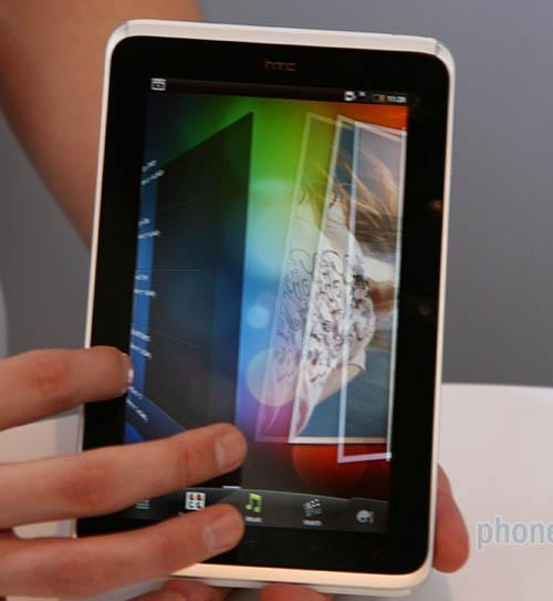 Tablet HTC Flyer có gì khủng? - 7