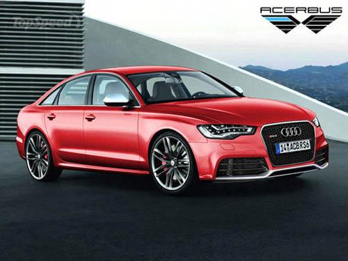 Audi RS6 2013 chính thức lộ diện - 1