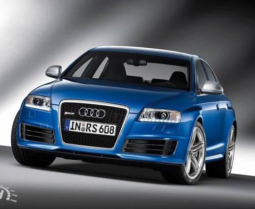 Audi RS6 2013 chính thức lộ diện - 2