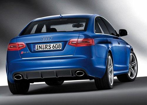 Audi RS6 2013 chính thức lộ diện - 3