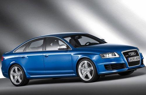 Audi RS6 2013 chính thức lộ diện - 4