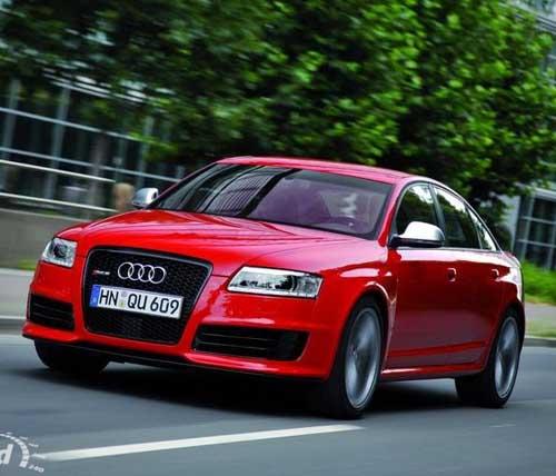 Audi RS6 2013 chính thức lộ diện - 5