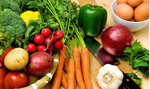 36 lợi ích của việc ăn chay - 1