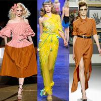 Thời trang Xuân/hè 2011 chuộng xu hướng gì?