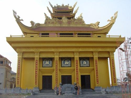 Truyền kỳ lăng mộ lớn nhất Việt Nam - 3