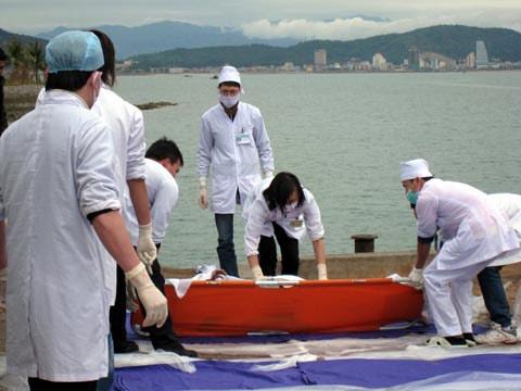 Lời kể kinh hoàng vụ chìm tàu ở Hạ Long - 4