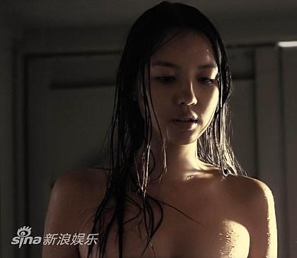 """Hoa hậu Trương Tử Lâm đóng phim """"đen""""? - 6"""