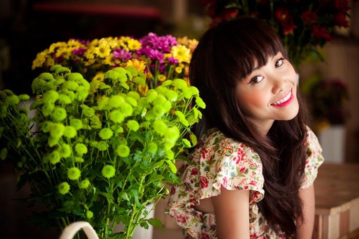 """Đoan Trang nữ tính với """"Tình ca"""" - 7"""
