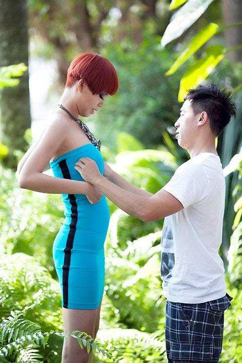 Giới người mẫu sôi động với Đêm hội chân dài 5 - 14