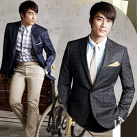 Chn vest cho chng p nh Song Seung Hun