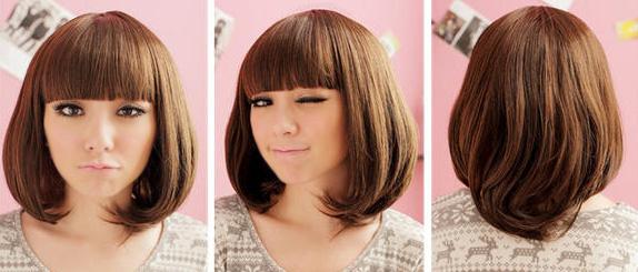 5 kiểu tóc giả dễ thương - 8