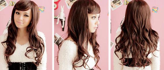 5 kiểu tóc giả dễ thương - 18