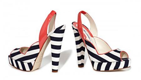 Bật mí xu hướng giày mùa Xuân/Hè 2011 - 13