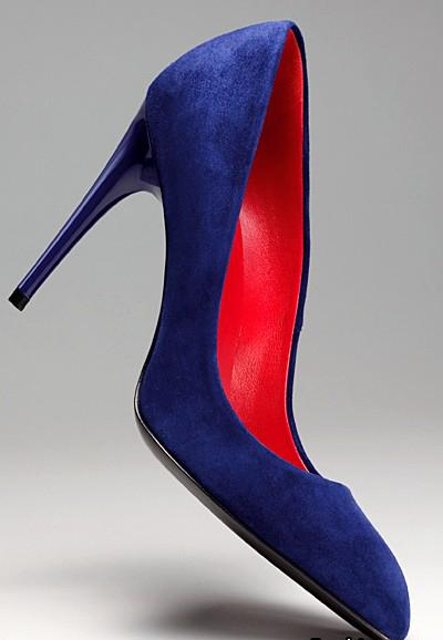 Bật mí xu hướng giày mùa Xuân/Hè 2011 - 3