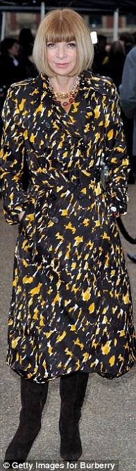 Sao thời trang hội tụ tại show Burberry - 3