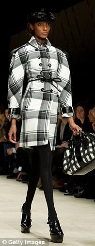 Sao thời trang hội tụ tại show Burberry - 11