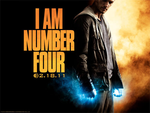 Phim mới: I Am Number Four - 1