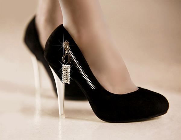 Giày cao gót cho cô nàng cô sở chịu chơi - 1