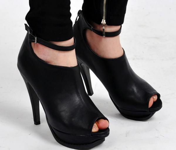 Giày cao gót cho cô nàng cô sở chịu chơi - 8
