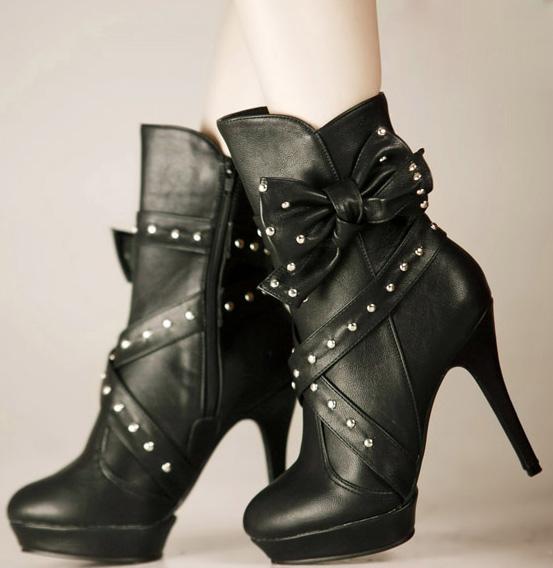 Giày cao gót cho cô nàng cô sở chịu chơi - 7
