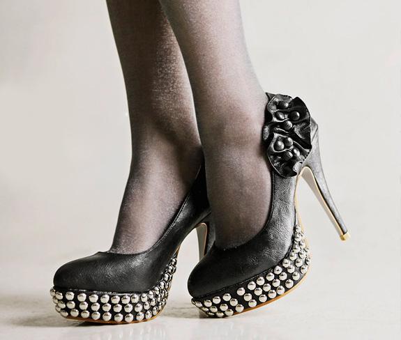 Giày cao gót cho cô nàng cô sở chịu chơi - 18