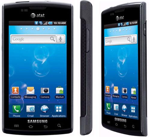 Samsung Captivate nâng cấp lên Android 2.2 - 1