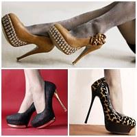 Giày cao gót cho cô nàng cô sở chịu chơi