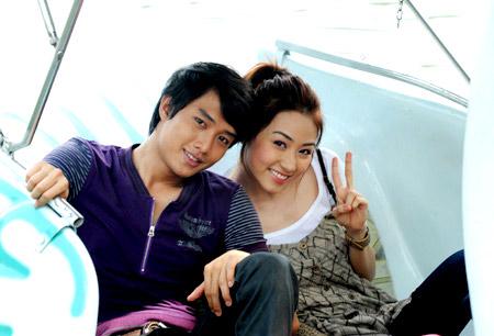"""Gặp """"người yêu mới"""" của Trương Quỳnh Anh - 2"""