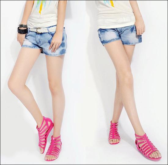 Cách phối đồ năng động với quần jeans - 1