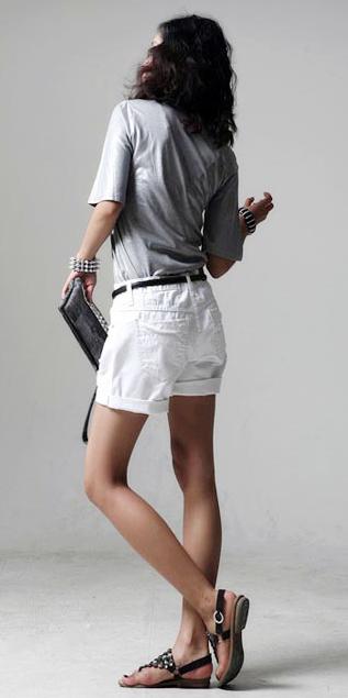 Cách phối đồ năng động với quần jeans - 4