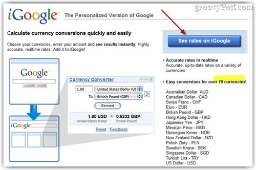 Cách chuyển đổi tỉ giá ngoại tệ với Google - 6
