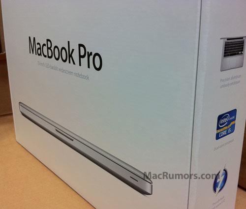 Lộ hình ảnh và cấu hình Macbook Pro mới - 4