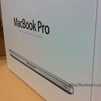 Lộ hình ảnh và cấu hình Macbook Pro mới