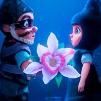 """""""Gnomeo and Juliet"""" công phá bảng xếp hạng"""