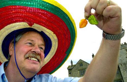 Kỷ lục thế giới: Loại ớt cay nhất thế giới - 1