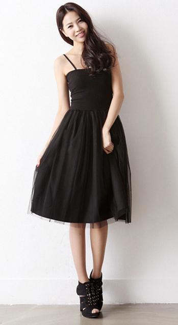 Tư vấn: Mặc đẹp với váy dáng eo - 21