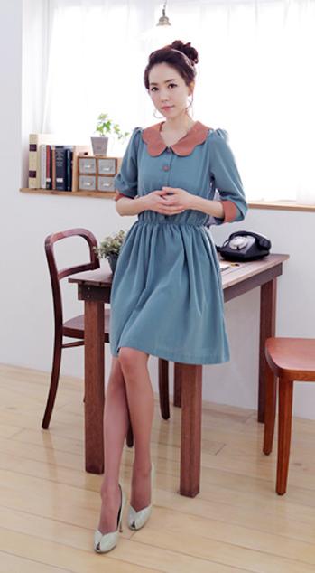 Tư vấn: Mặc đẹp với váy dáng eo - 16