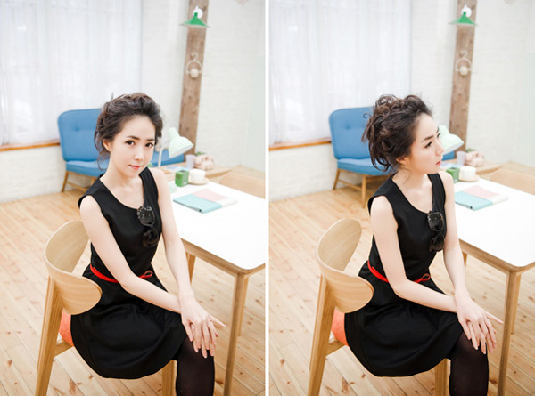 Tư vấn: Mặc đẹp với váy dáng eo - 12