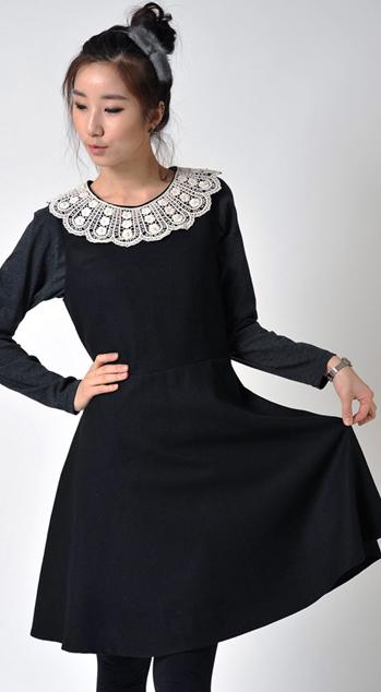 Tư vấn: Mặc đẹp với váy dáng eo - 5