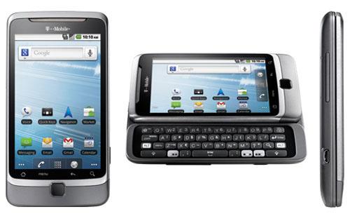 Xếp hạng smartphone tốt nhất tháng 2/2011 - 4