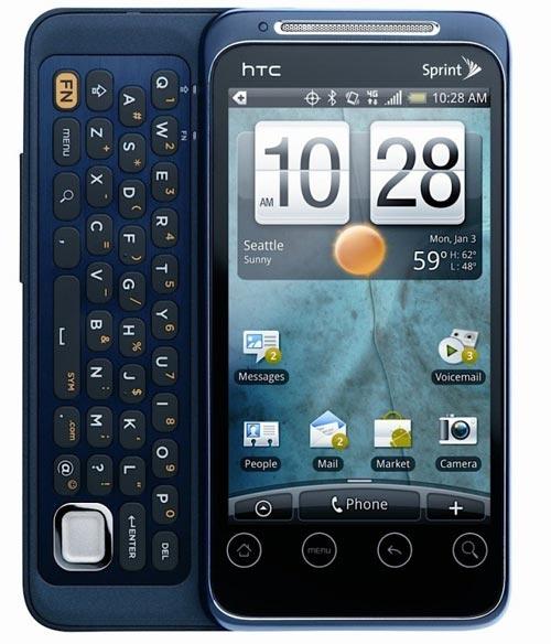 Xếp hạng smartphone tốt nhất tháng 2/2011 - 3