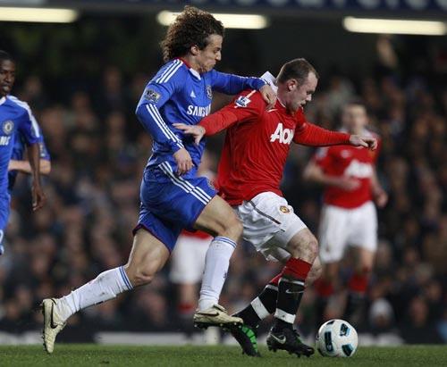 Video Chelsea - MU: Đọ sức đỉnh cao - 1