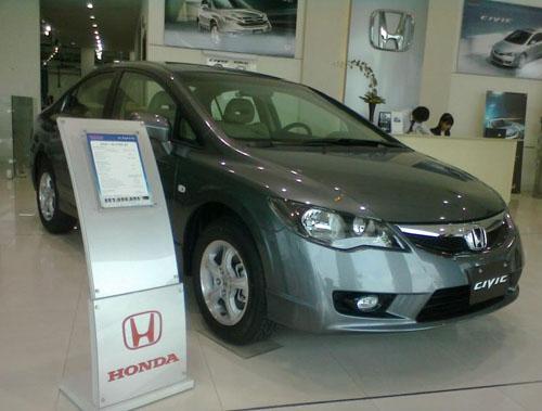 Cập nhật bảng giá xe của Honda Việt Nam - 1