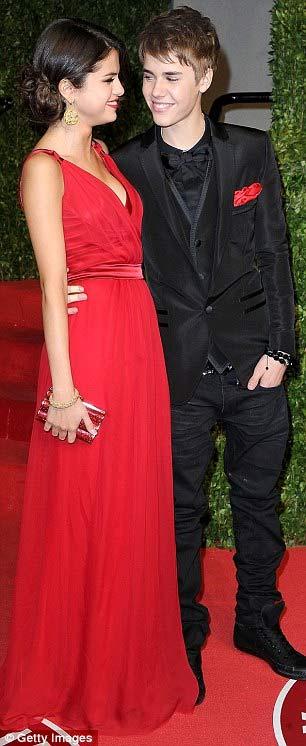 Justin Bieber và Selena Gomez công khai - 5