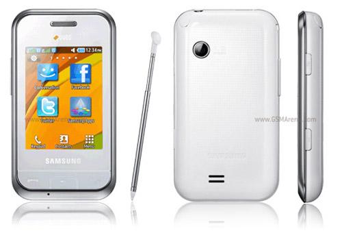 Samsung tung dế cảm ứng 2 SIM, 2 sóng - 4
