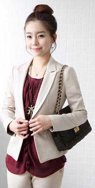 Bí quyết diện vest đẹp cho nữ công sở - 2