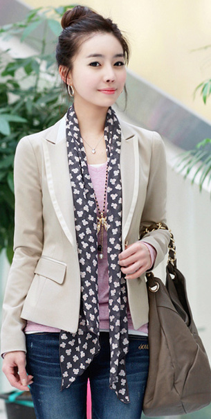 Bí quyết diện vest đẹp cho nữ công sở - 3