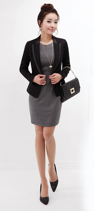 Bí quyết diện vest đẹp cho nữ công sở - 1